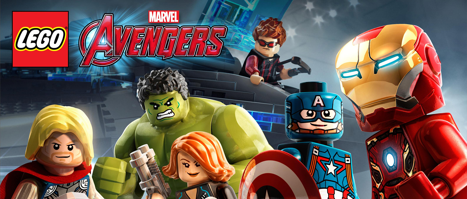 View more info on LEGO Marvels Avengers