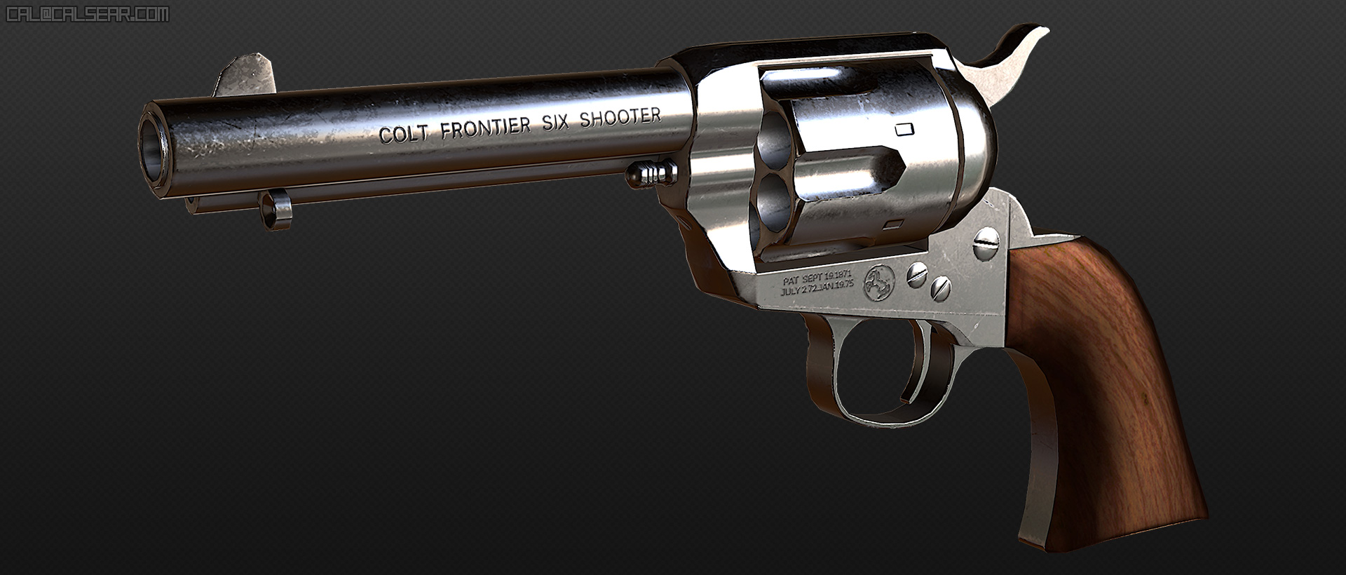 View more info on the Colt Peacemaker