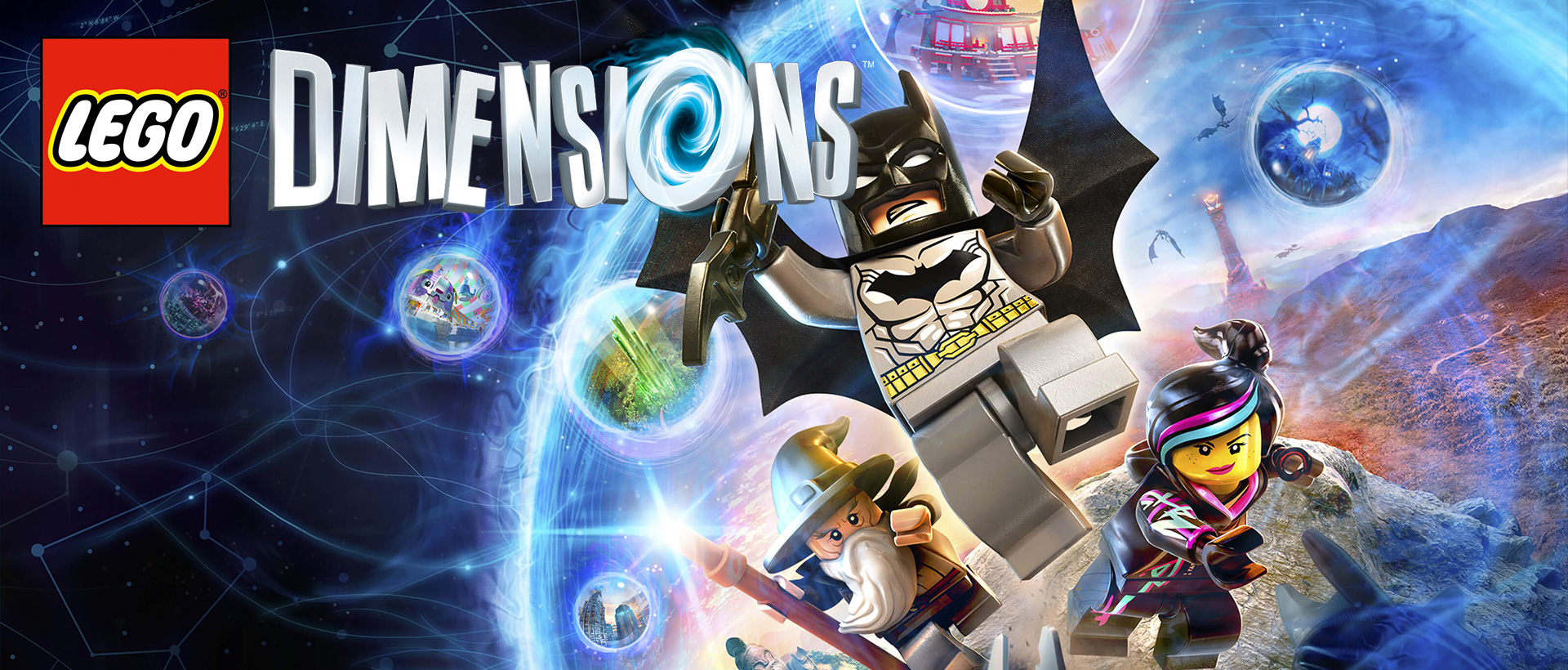 View more info on LEGO Dimensions